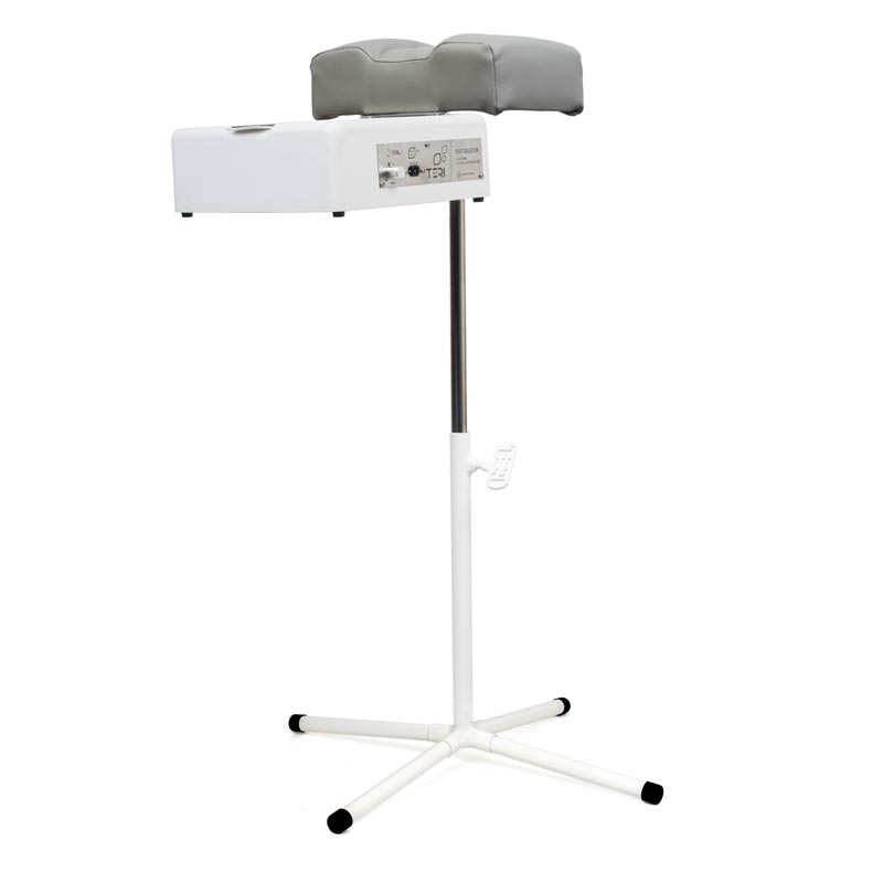 Pedicure foot rest height