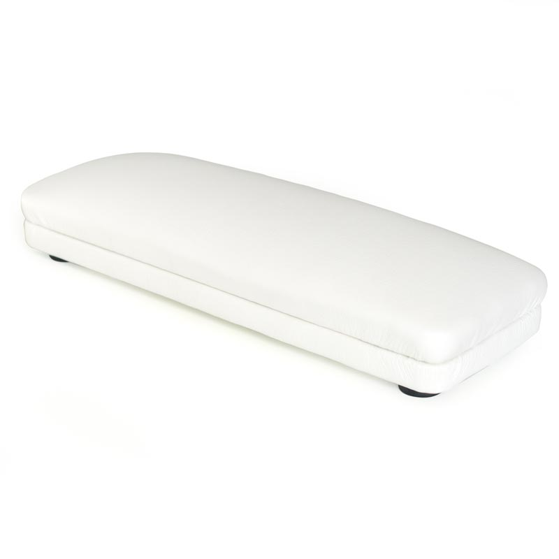 White hand rest pillow for manicure