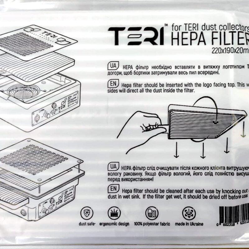 universal hepa filet for dust collectors
